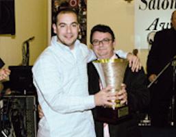 Premio Internacional Salón Ambience en el Cosmoprof de Bologna 2010