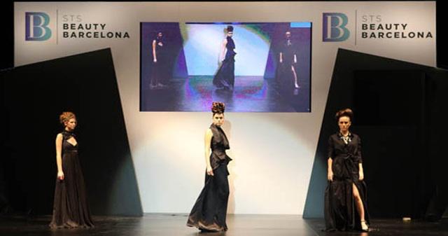 Feria profesional STS Beauty Barcelona
